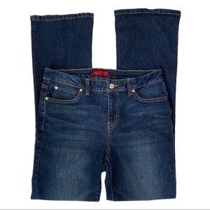 Jennifer Lopez JLO Bootcut High Rise Stretch Jeans